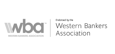Logo for the Western Bankers Association